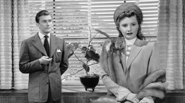 La ambiciosa Martha y el manipulable Walter, la consagrada Stanwyck y el debutante Douglas